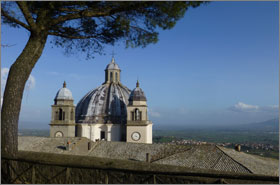 A view from Montefiascone